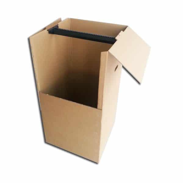 carton de déménagement avec penderie intégrée