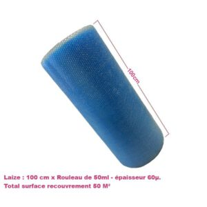 rouleau de papier bulles pour protéger les affaires
