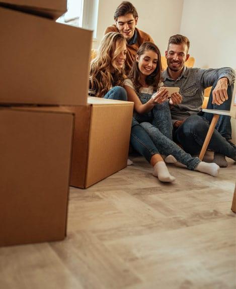 garde-meubles pour particuliers