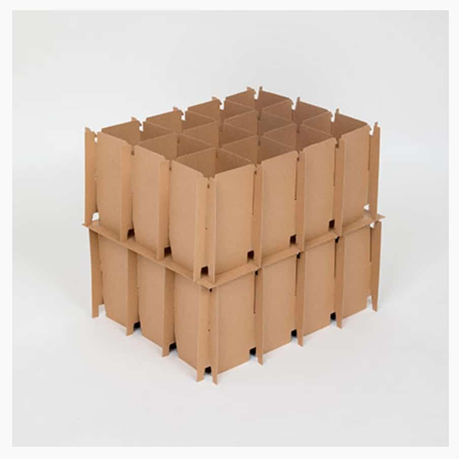 carton de déménagement pour verres