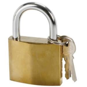 cadenas à clés