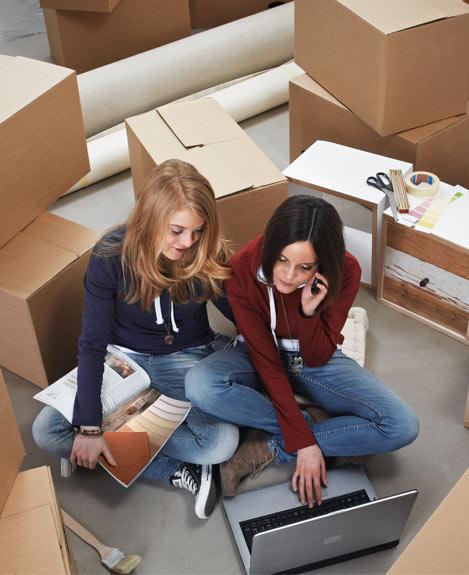 box en self-stockage pour les étudiants