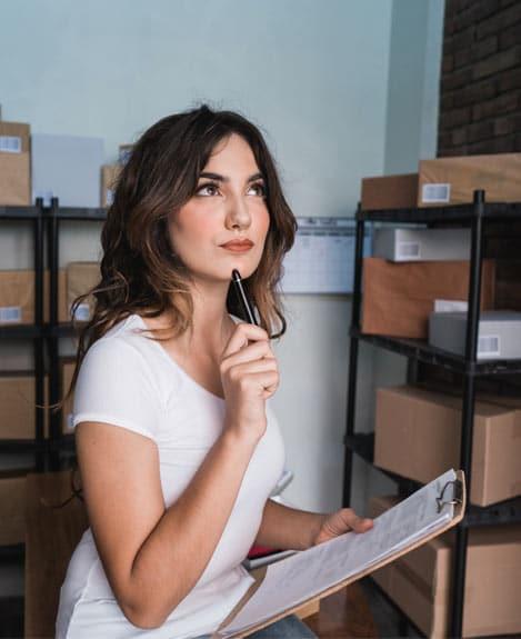 box de stockage pour professionnels